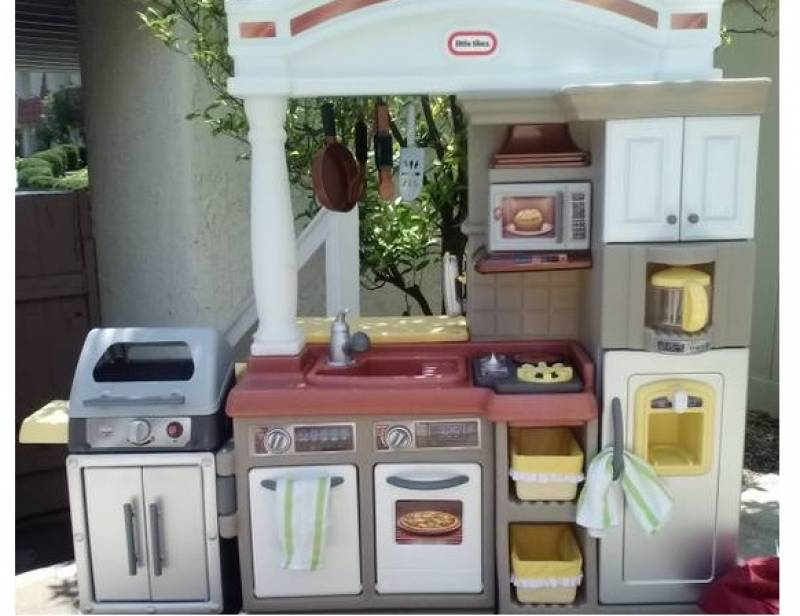 Little Tikes Grillin Grand Kitchen Rental Singapore