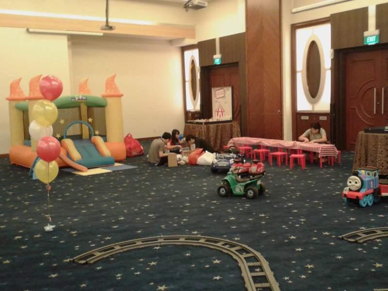 Safra club singapore toy rent